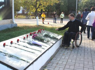 """15 жовтня 2020. Меморіально-освітньому комплексу """"Родинна пам'ять"""" – 5 років"""