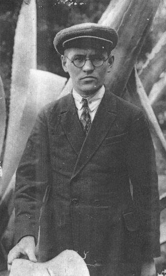 Лучек Олександр Іванович (1904 – 1938)