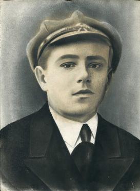 Павлюк Олександр Васильович (1909–1937)