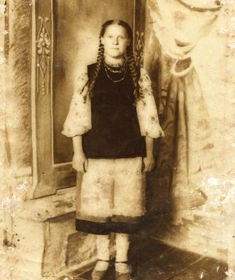 Chubun (Struk)  Pelagia (1923 – 2014)