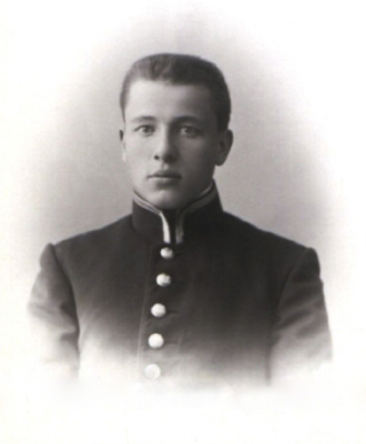 Zaikovsky Pavlo (1893 – 1938)